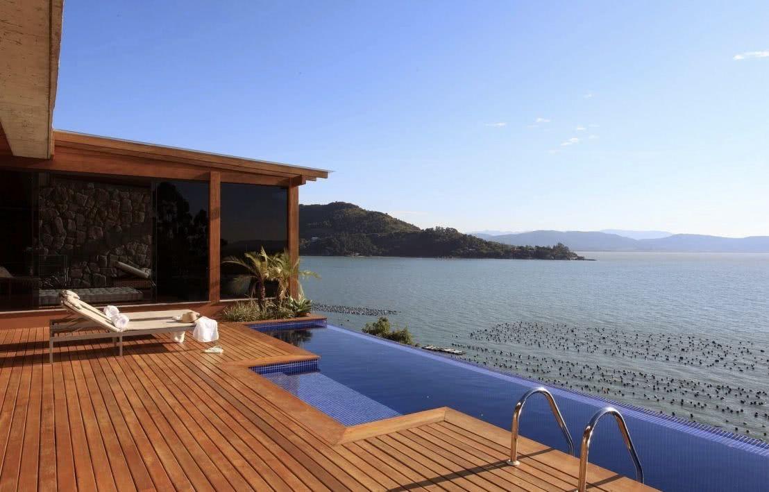 Profitez du paysage sous le meilleur angle de la maison.