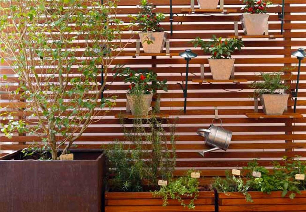 Jardin vertical pour couvrir votre mur !
