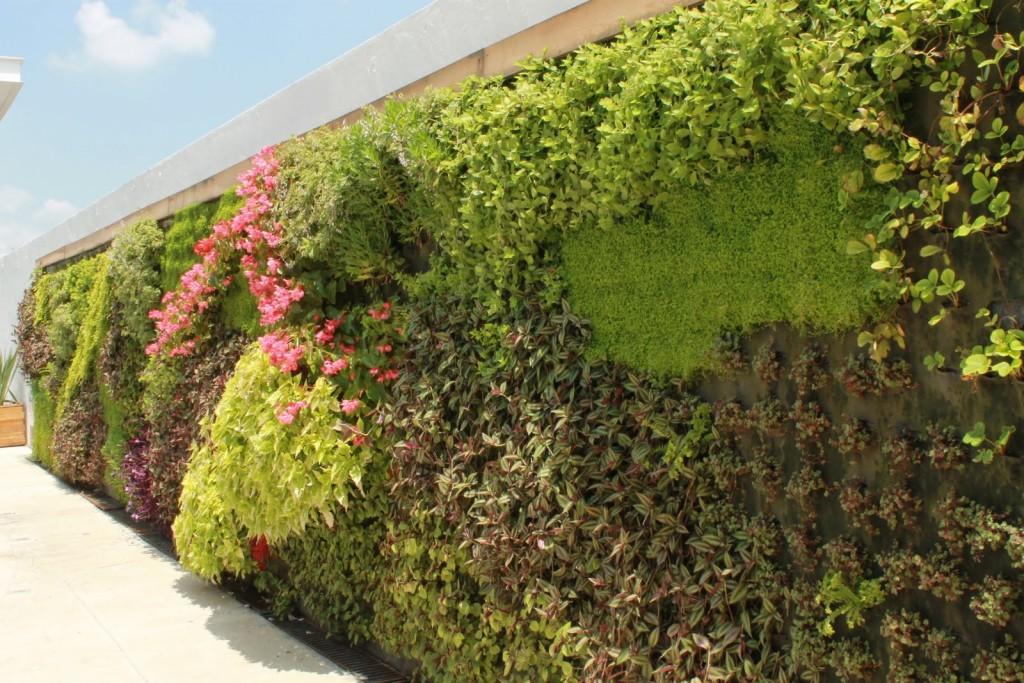 Nouvelle tendance en architecture maintenant pour votre mur!
