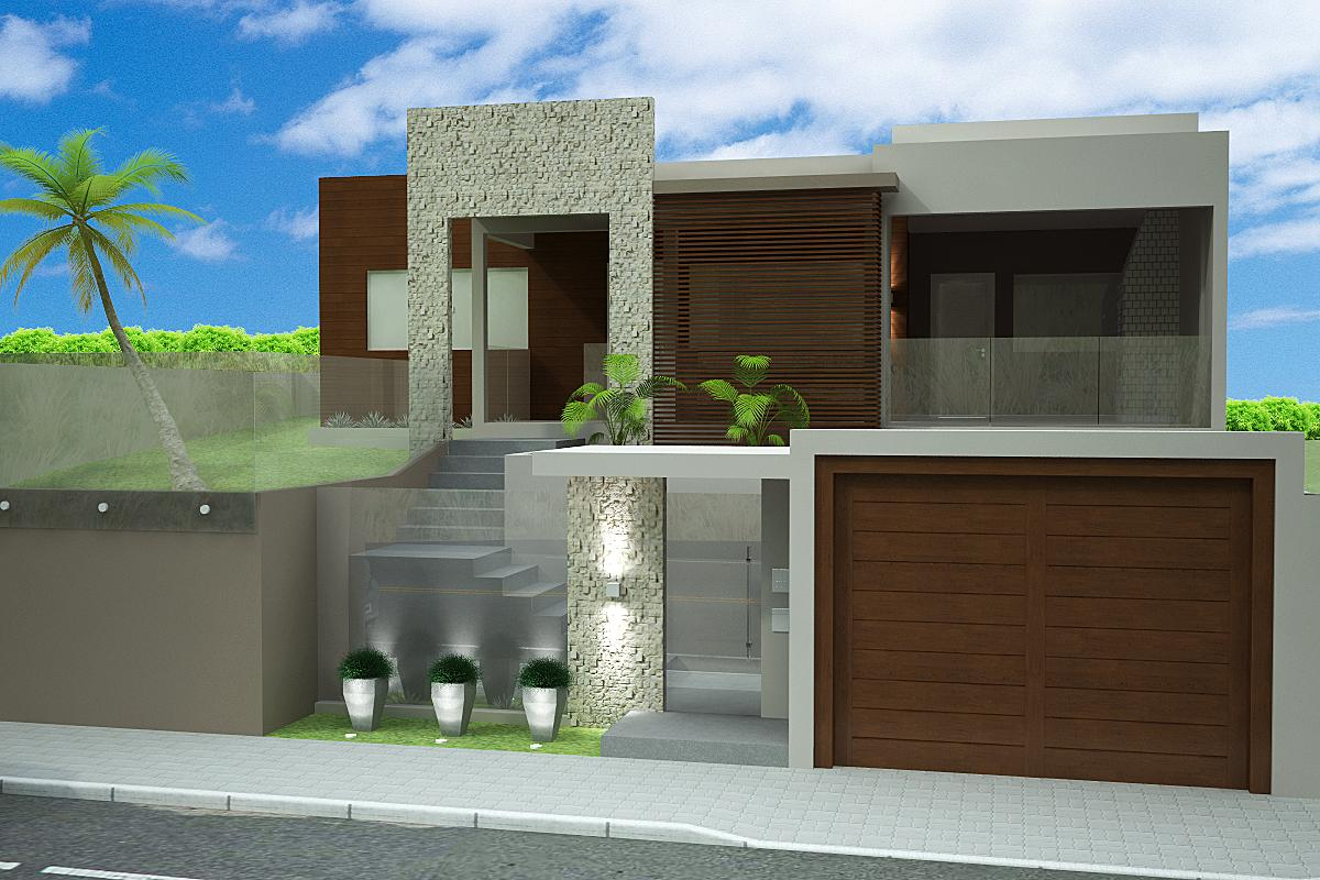 Mur de verre pour une façade moderne !